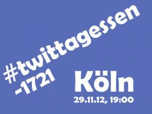 Twittagessen 1721